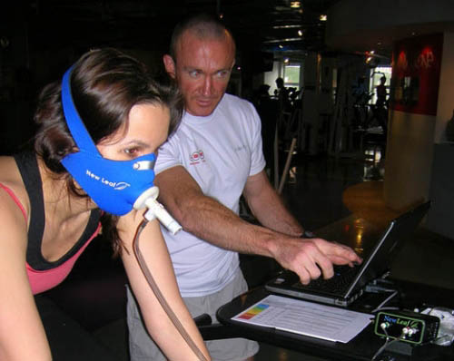 Metabolic & FTP testing