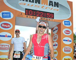 AG Ironman Athlete
