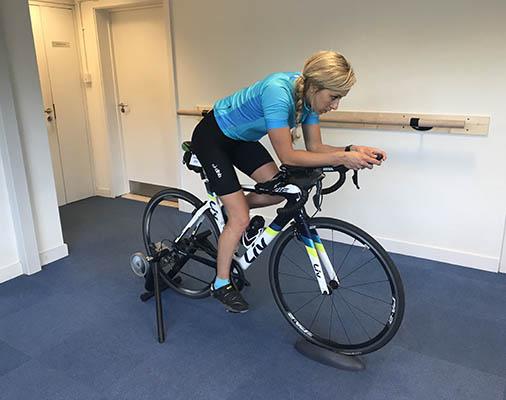 Balance Physio Cycling Analysis Bike Fitting