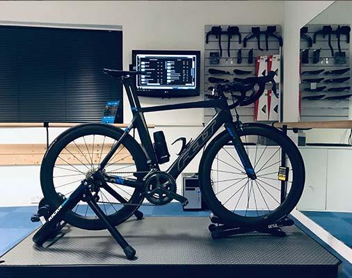 Retul 3D Motion Capture Bike Fitting for buying a new bike