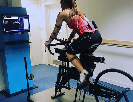 Video Analysis Bike Fitting for existing bike